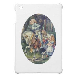 アリス及びフルカラー騎士 iPad MINI CASE