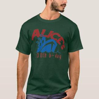 アリス100th -暗い tシャツ
