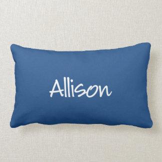 アリソンの枕-モダンな原稿 ランバークッション