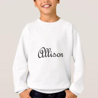 アリソン スウェットシャツ