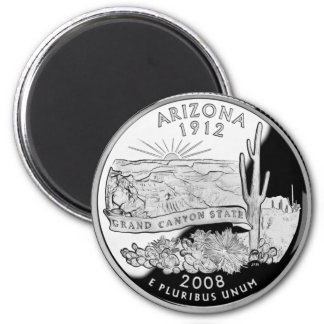 アリゾナのグランドキャニオンの証拠2008年 マグネット