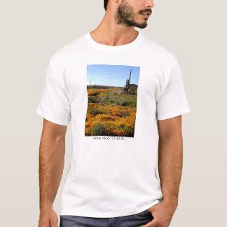 アリゾナのケシ Tシャツ