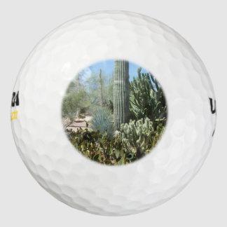 アリゾナのサボテンの庭 ゴルフボール