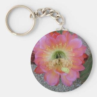 アリゾナのサボテンの花 キーホルダー