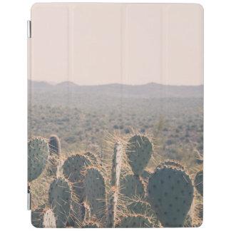 アリゾナのサボテン|のiPadカバー iPadスマートカバー