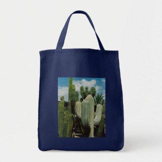 アリゾナのサボテン トートバッグ