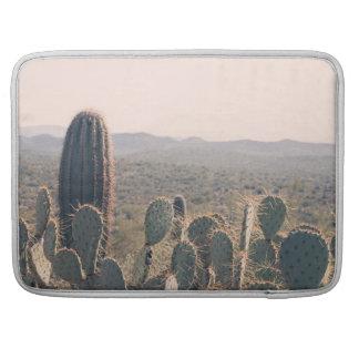 アリゾナのサボテン  Macbookの袖 MacBook Proスリーブ