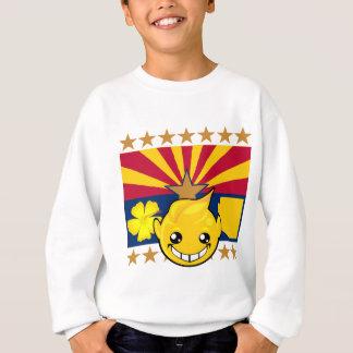 アリゾナのプライドのスマイリー スウェットシャツ