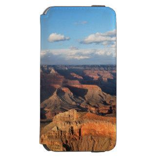 アリゾナの南縁から見られるグランドキャニオン iPhone 6/6Sウォレットケース