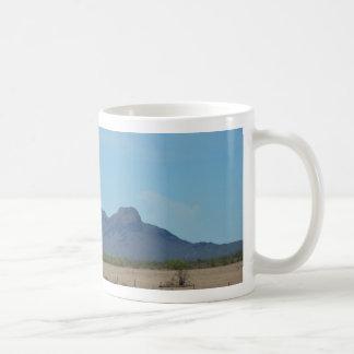 アリゾナの山 コーヒーマグカップ