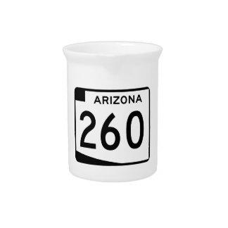 アリゾナの州のルート260 ピッチャー
