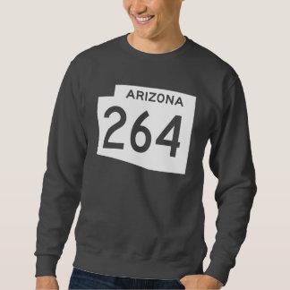 アリゾナの州のルート264 スウェットシャツ