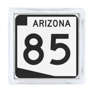アリゾナの州のルート85 シルバー ラペルピン