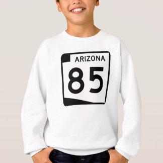 アリゾナの州のルート85 スウェットシャツ