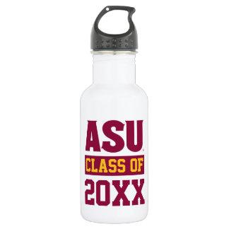 アリゾナの州の卒業生のクラスの ウォーターボトル
