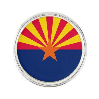 アリゾナの州の旗のデザイン ラペルピン