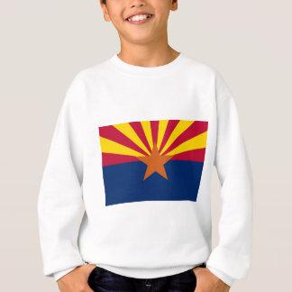 アリゾナの州の旗 スウェットシャツ