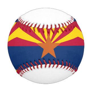 アリゾナの州の旗 野球ボール