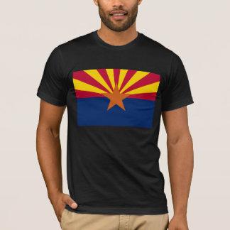 アリゾナの州の旗 Tシャツ