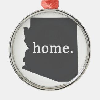 アリゾナの故郷の州プロダクト メタルオーナメント