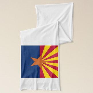 アリゾナの旗が付いている愛国心が強いスカーフ スカーフ