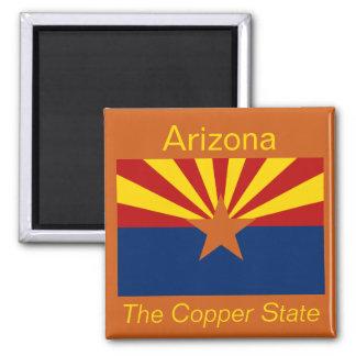 アリゾナの旗の磁石 マグネット