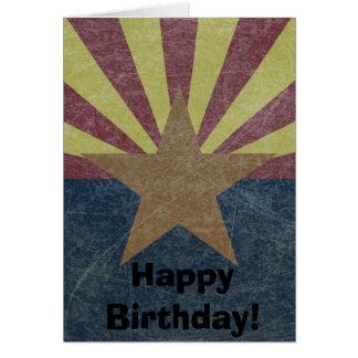 アリゾナの旗 カード
