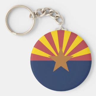 アリゾナの旗 キーホルダー