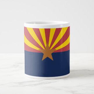 アリゾナの旗 ジャンボコーヒーマグカップ