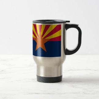 アリゾナの旗 トラベルマグ