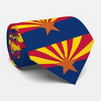 アリゾナの旗 ネクタイ