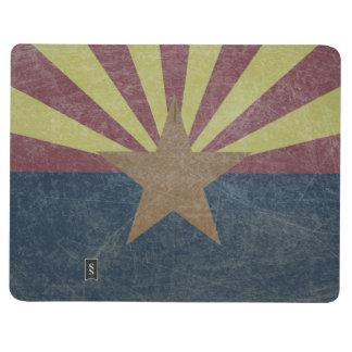 アリゾナの旗 ポケットジャーナル
