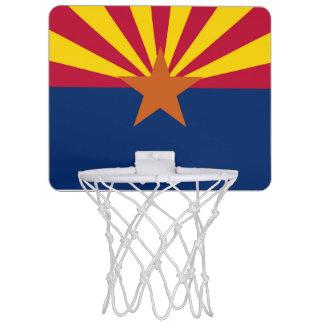 アリゾナの旗 ミニバスケットボールゴール