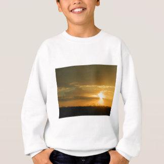 アリゾナの日没 スウェットシャツ