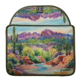 アリゾナの景色のMacbookのプロ袖 MacBook Proスリーブ