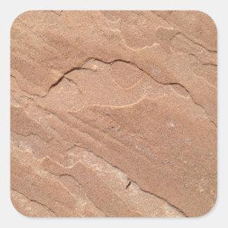アリゾナの砂岩 スクエアシール