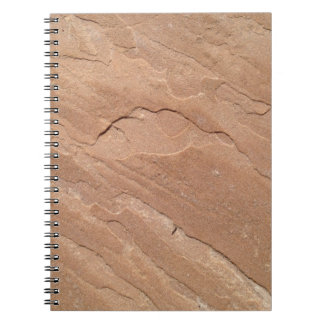 アリゾナの砂岩 ノートブック