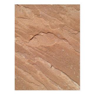 アリゾナの砂岩 ポストカード