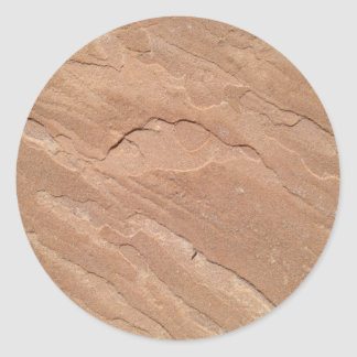 アリゾナの砂岩 ラウンドシール