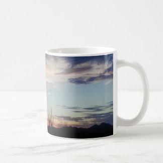 アリゾナの美しい コーヒーマグカップ