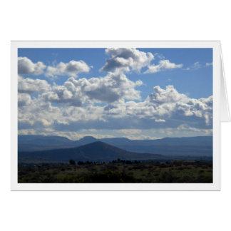 アリゾナの道 ノートカード