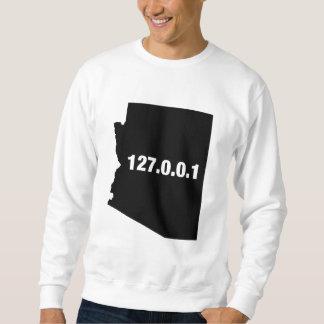 アリゾナは家プログラマーです スウェットシャツ