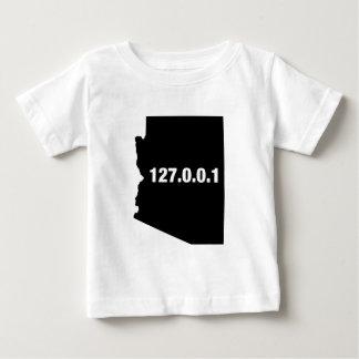 アリゾナは家プログラマーです ベビーTシャツ