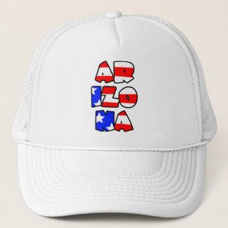 アリゾナは-帽子を積み重ねました キャップ