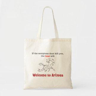 アリゾナへようこそ! トートバッグ