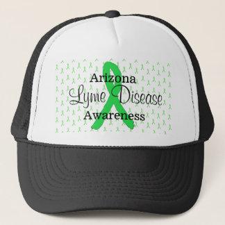 アリゾナライム病の認識度の野球帽 キャップ