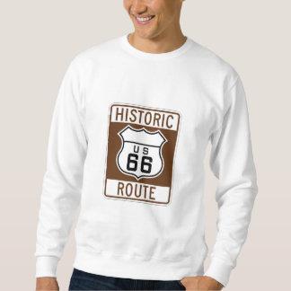 アリゾナ歴史的な米国のルート66 スウェットシャツ