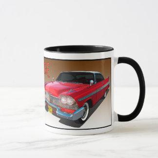 アリゾナ米国のルート666 -クリスティーン マグカップ