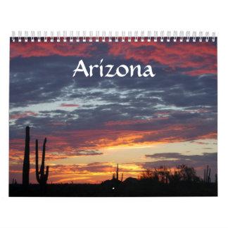 アリゾナ カレンダー