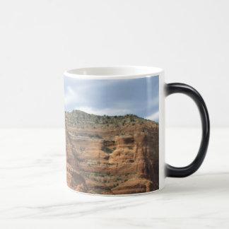 アリゾナ/セドナ/鐘の石ヴィスタ マジックマグカップ